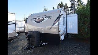8. 2018 Wildwood 243BHXL  #141780