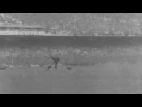 79 – Alcides Ghiggia: Uruguay v Brazil 1950 – 90 World Cup Minutes In 90 Days