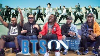 Video BTS (방탄소년단) 'ON' Kinetic Manifesto Film : Come Prima Reaction download in MP3, 3GP, MP4, WEBM, AVI, FLV January 2017