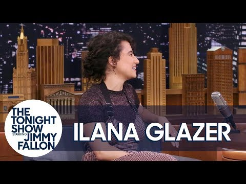 Ilana Glazer on Rewriting Broad City's Season 4 and Breaking Teeth over Trump Traffic