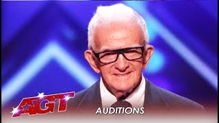Video 84-Year-Old SHOCKS America With Age-Defying Act! WHAT?! | America's Got Talent 2019 MP3, 3GP, MP4, WEBM, AVI, FLV Juni 2019
