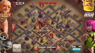 Download Lagu ANTI 3 STAR BASE TRENDS [ANTI VALK/QW] Th10/Th11 | Clash Of Clans | With Guest Aronos! Mp3
