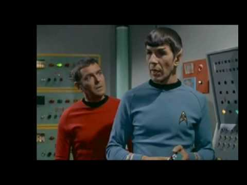 Spock - Dramatic and Comical clips of Mr. Spock.