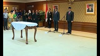 Video Prosesi Serah Terima Jabatan Asman pada Menteri PAN-RB Baru MP3, 3GP, MP4, WEBM, AVI, FLV Agustus 2018
