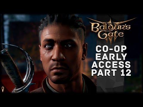 8 Legged Friend or Foe - Baldur's Gate 3 CO-OP Early Access Gameplay Part 12
