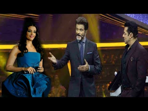 When Salman Khan MEETS Aishwarya Rai On The Sets Of Dus Ka Dum | Fanney Khan Promotions