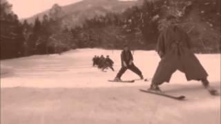 裏山発 白馬スキー100年