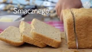 Chleb ziołowy z serem