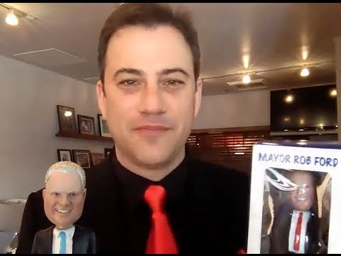 Jimmy - Jimmy Kimmel makes a guest appearance on Ford Nation.