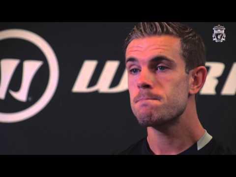 Video: Warrior Q&A with Jordan Henderson