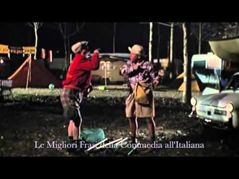 Fantozzi - al campeggio con il rag. Filini -