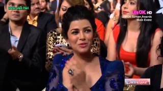 Video YO YO HONEY SINGH AND SHAHRUKH KHAN  || NEW RAP SONG || 20th ANNUAL LIFE OK SCREEN AWARD 2014 MP3, 3GP, MP4, WEBM, AVI, FLV November 2018