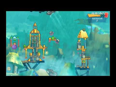 Angry Birds 2 AB2 Clan Battle (CVC) - 2021/01/26 (Bubbles)