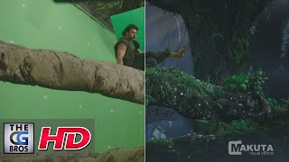"Video CGI & VFX Breakdowns : ""Baahubali: The Beginning"" - by Makuta VFX 