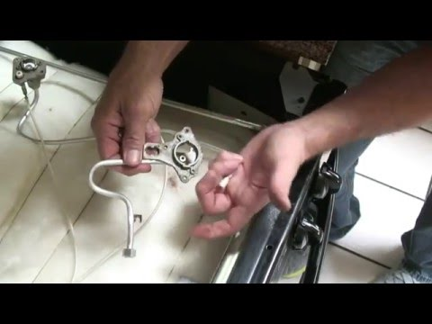 Clean & Repair Your Gas Stove
