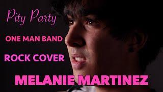 Video Melanie Martinez | Pity Party | Rock Cover MP3, 3GP, MP4, WEBM, AVI, FLV Mei 2018