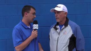 Men's Golf - Coach Mato on the Madonna Athletics Network