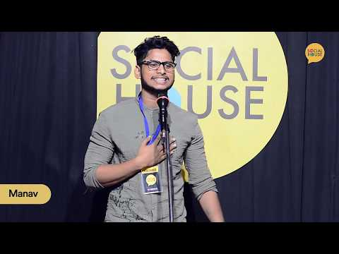 Tumhe Mujhsa Koi Chahe Toh | Manav | The Social House Poetry | Whatashort