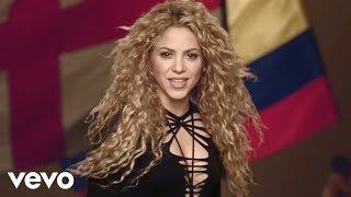 Video Shakira - La La La (Brazil 2014) ft. Carlinhos Brown MP3, 3GP, MP4, WEBM, AVI, FLV Agustus 2018