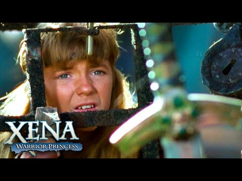 Solan Is Taken Prisoner | Xena: Warrior Princess