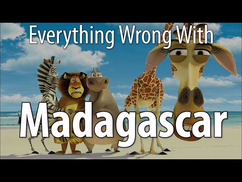 Everything Wrong With Madagascar In 12 Minutes Or Less