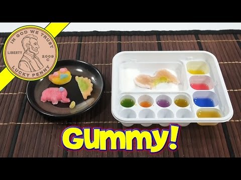 Kracie Popin' Cookin' – Japanese Gummy Candy Animals Kit