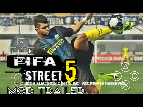FIFA STREET 5  Android Download  Ll Highly Compressed Ll