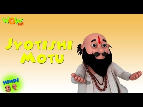 Video Jyotishi Motu - Motu Patlu in Hindi WITH ENGLISH, SPANISH & FRENCH SUBTITLES download in MP3, 3GP, MP4, WEBM, AVI, FLV January 2017