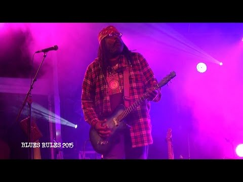 Alvin Youngblood  Hart In my time of dying Blues Rules 2015
