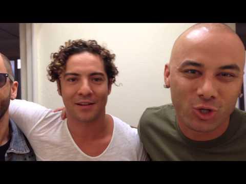 La Voz México: detrás de cámaras con Wisin & Yandel