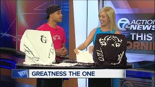 Greatness the One ◂ WXYZ 7 Action News is metro Detroit's leading source for breaking news, weather warnings, award-winning investigative reports, sports and...