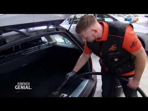 Tipps und Trends zur Autopflege - Staubsaugeraufsatz, Reinigungshandschuh, Einfüllhilfe - mdr