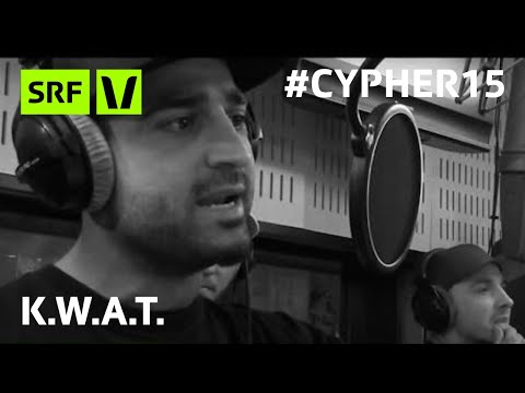 K.W.A.T. am Virus Bounce Cypher 2015 | #Cypher15 | SRF Virus