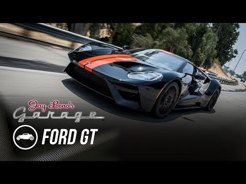 Ford Gt Jay Leno S Garage