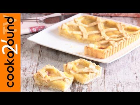 crostata alla crema di limone - ricetta