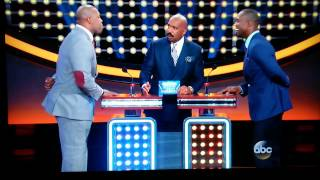 Video Steve Harvey gets mad on family feud MP3, 3GP, MP4, WEBM, AVI, FLV September 2018