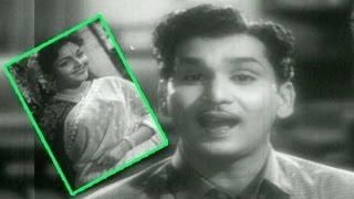 Aradhana Movie Songs | Na Hrudayamlo Nidurinche Cheli | ANR | Girija