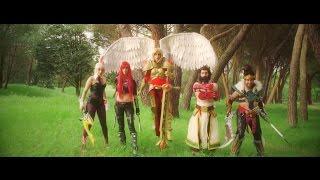 Video Battle in the Forest - LoL cosplay fan film // by Cameko Sam MP3, 3GP, MP4, WEBM, AVI, FLV Januari 2019