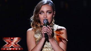 Lauren Platt sings Katy Perry's Dark Horse   Live Week 4   The X Factor UK 2014