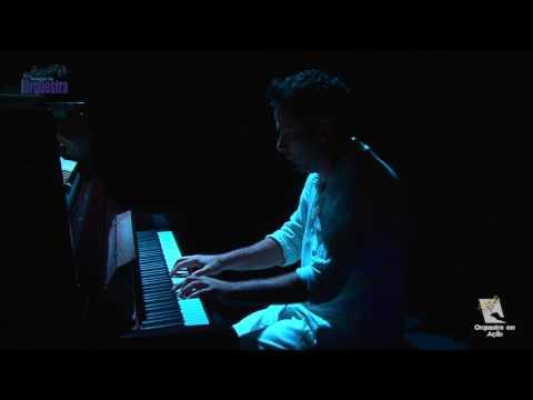 Pianista Italiano Vicenzo Danise