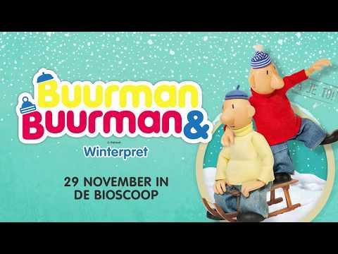 Ukkepuk Bios: Buurman en Buurman - Winterpret