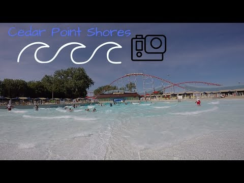 GoPro: Cedar Point Shores Waterpark (Opening Day) (видео)