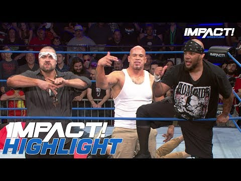 Homicide & Hernandez RETURN And Lay Waste To LAX! | IMPACT! Highlights July 5, 2018