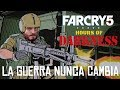 La Guerra Nunca Cambia Far Cry 5 Hours Of Darkness Fina