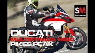 8. Ducati Multistrada 1200 Pikes Peak 2017: Prueba Moto Maxi Trail [FULLHD]