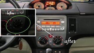 Sostituzione delle lampadine della console centrale, questo video è valido sia per Lancia Musa che per Fiat Idea (il modello su cui è stato effettuata l'operazione è un 2005).L'illuminazione generica della console centrale, riguarda la strumentazione che regola la temperatura/ventilazione e posizione del flusso d'aria/ricircolo dell'abitacolo. Le lampadine sono 3, (sono le Osram 2721  12V  1.2W - W2X4.6d, ma vanno bene anche altre marche) ed è meglio sostituirle tutte insieme, per evitare di dover riaprire la console dopo poco a causa di un'altra lampadina bruciata.-tempo necessario= 45 minuti-difficoltà= abbastanza semplice-iscriviti al canale Lancia Musa!https://www.youtube.com/channel/UCQaNMxlN5enw1DHIcQiLgcA-Iscriviti al gruppo Facebook!https://www.facebook.com/groups/1692929437698398/