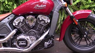 6. 2015 Indian Scout Review