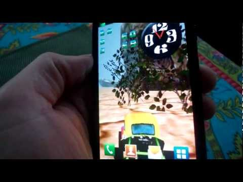 Video of 3D Car Racing Rocky Landscape