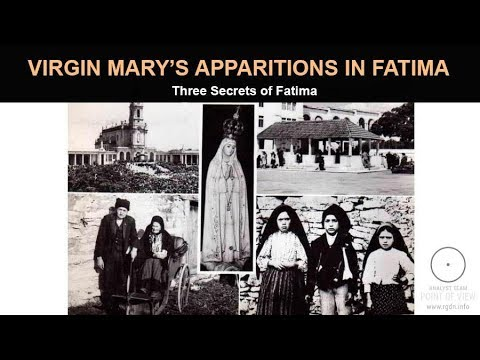 ⚜ Fatima Apparitions - (full movie)