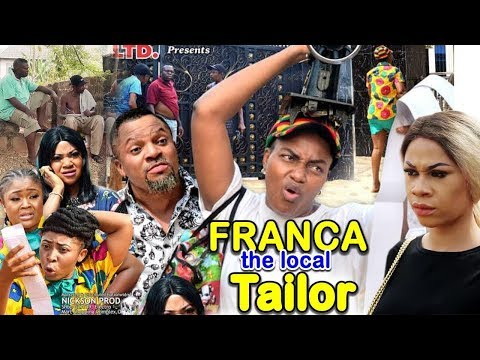 Franca The Local Tailor 7&8 New Movie Queen  Nwokoye 2019 Latest Nigerian Nollywood Movie Full HD